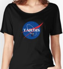 Nasa Tardis Women's Relaxed Fit T-Shirt