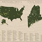 US National Parks - Maine by FinlayMcNevin