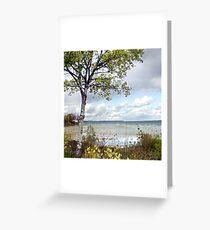Leelanau Peninsula Greeting Card