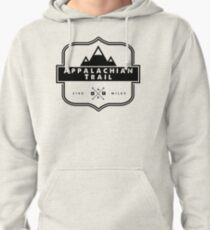 Appalachian Trail -  AT Mountain Hiking Backcountry Camping Pullover Hoodie