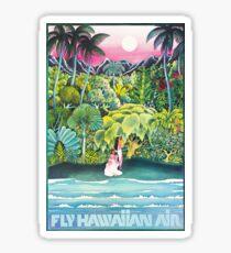 FLY HAWAIIN AIR Sticker