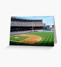 Yankee Stadium Greeting Card
