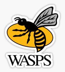 Wasps Sticker