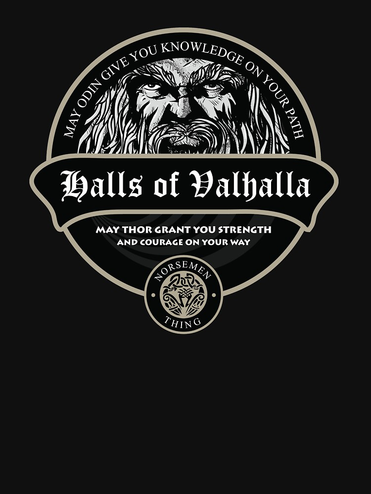 Halls Of Valhalla / Wikinger / Vikings by norwik
