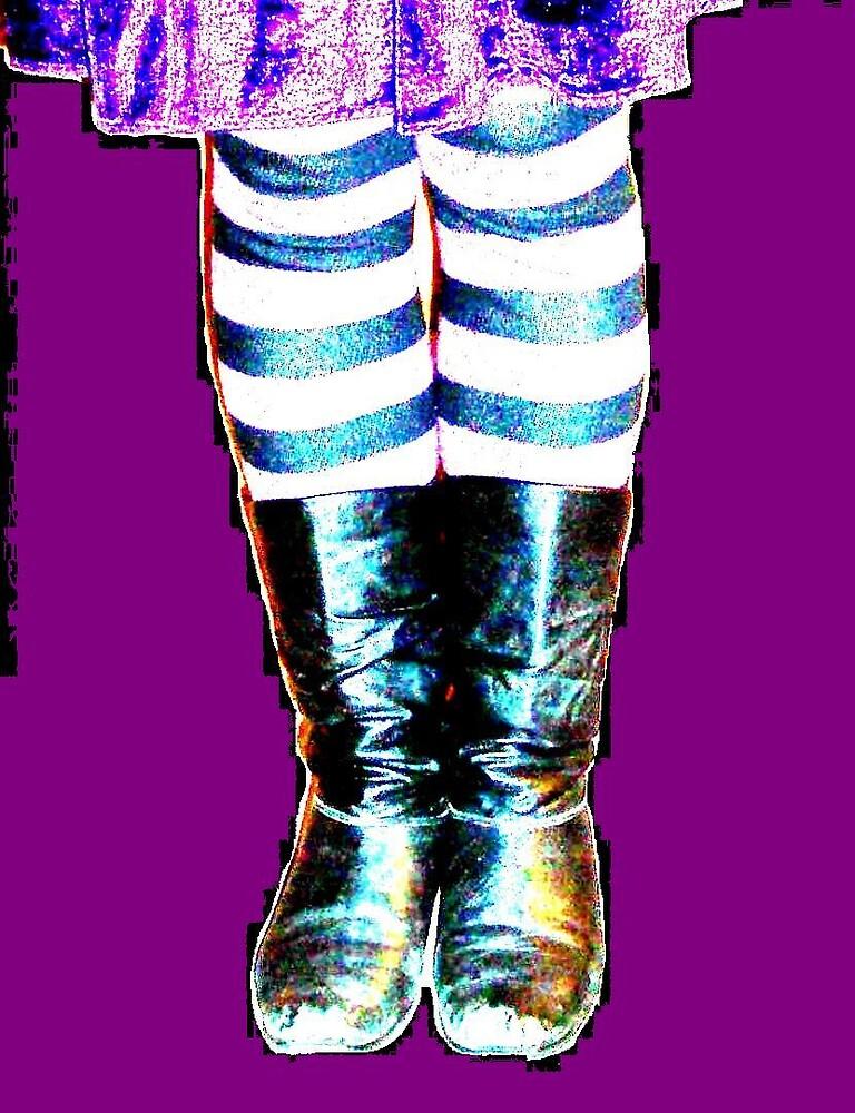 Socks by Abbetha Smith