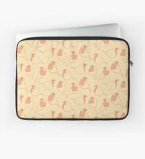 Robin's Egg in Yellow Laptop Sleeve