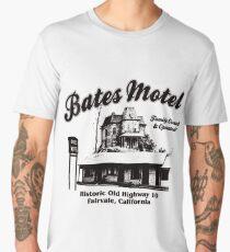 Bates Motel Logo Men's Premium T-Shirt