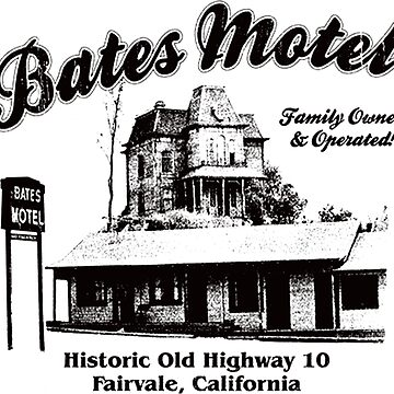 Bates Motel Logo by thomaspalevi