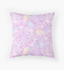 Power Up! Throw Pillow