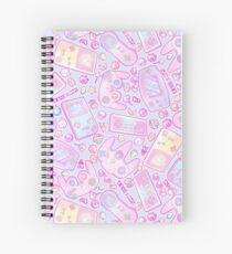 Power Up! Spiral Notebook