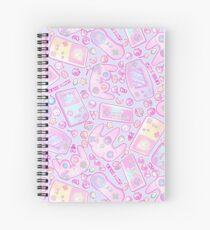 Power Up! Spiral Notebook