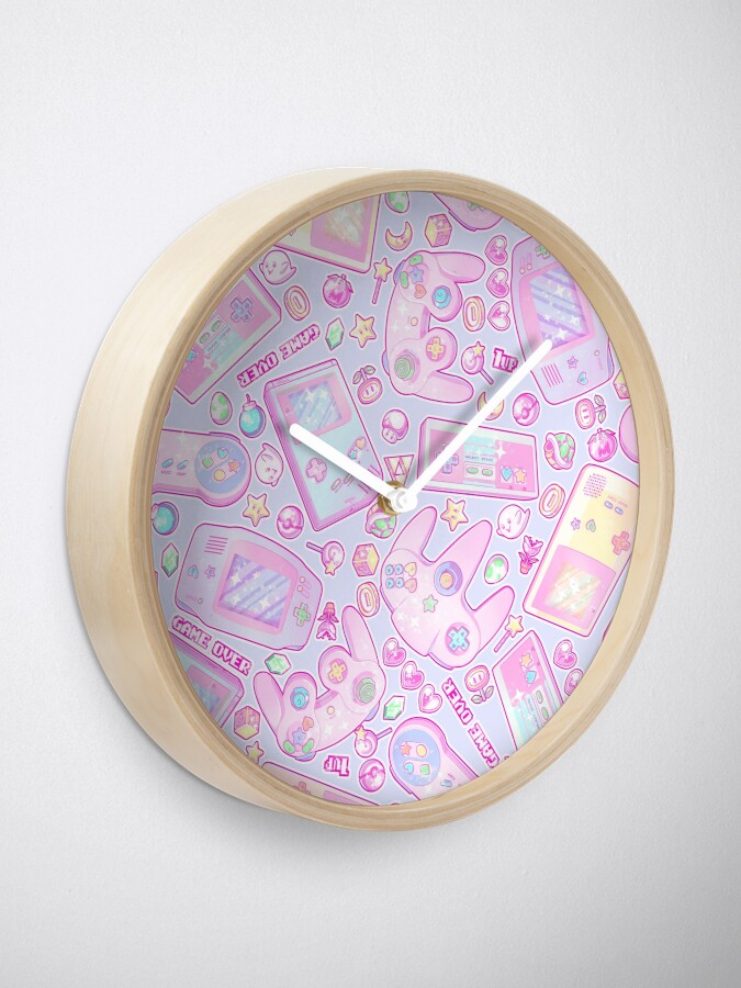 Alternate view of Power Up! Clock