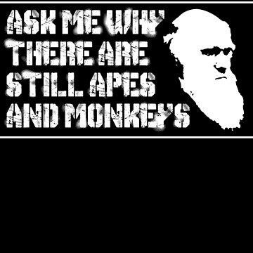 If Evolution's True... by ApostateAwake