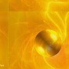 Mellow Yellow Bubble by Dana Roper