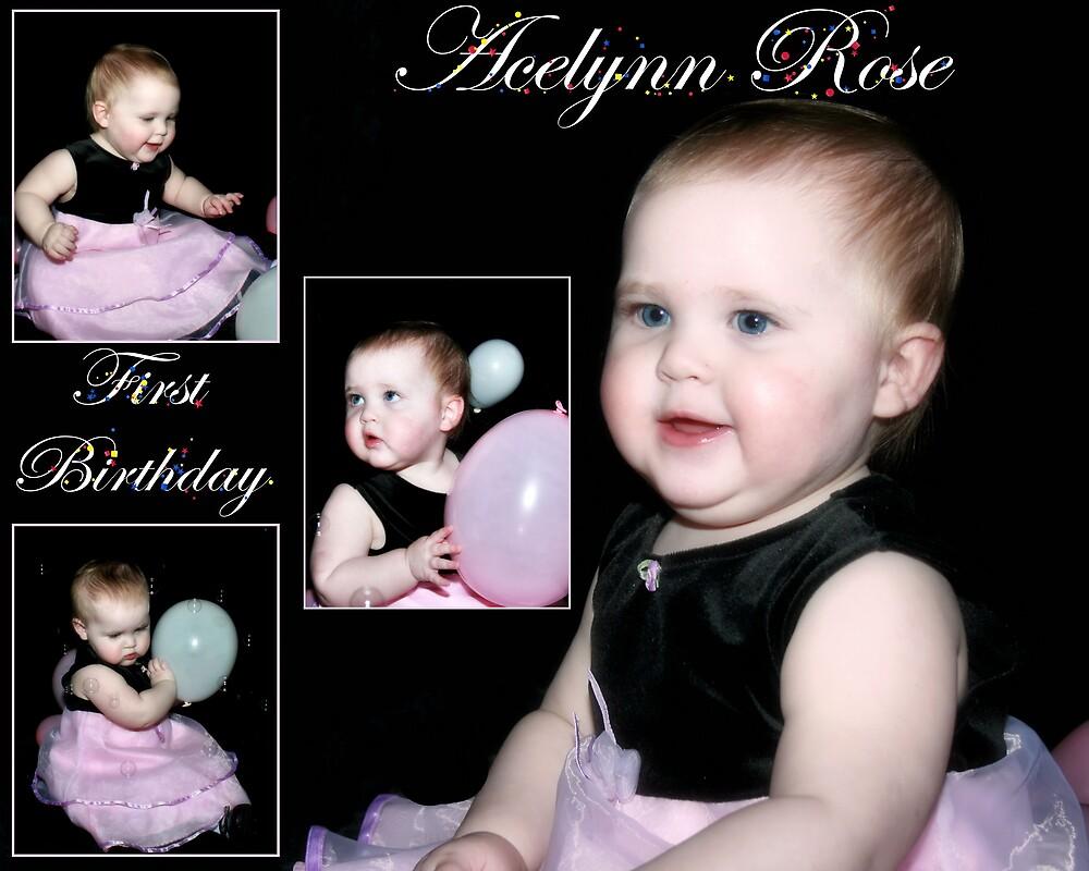 Happy Birthday Princess! by Stacey Lynn