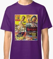 Sci-Fi Movie Poster Collection #10 Classic T-Shirt