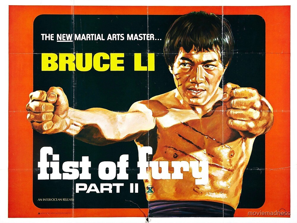 Fist of Fury 2 by moviemadness