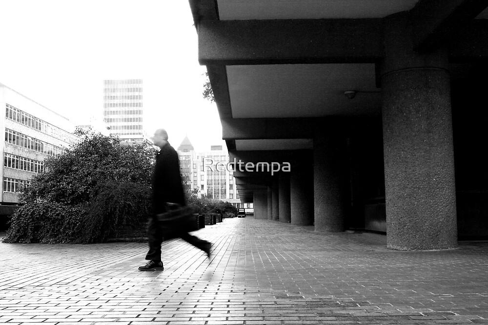 RUNNING MAN by Redtempa