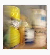 """Twisters"" Photographic Print"