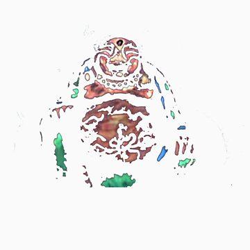 Buddha by MissOdd