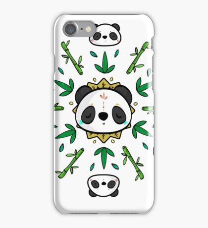 Pandala - Mandala Panda iPhone Case/Skin