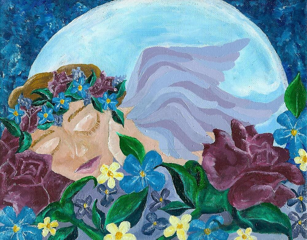 serene angel by juliesmith