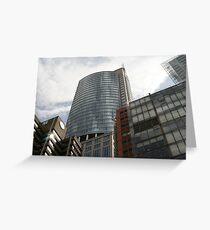 Office Tower - Sydney, Australia Greeting Card