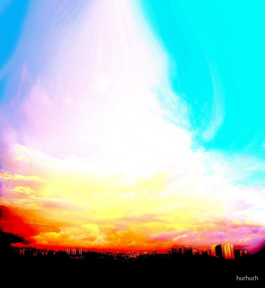 Ticket to the Sky by hurhurh