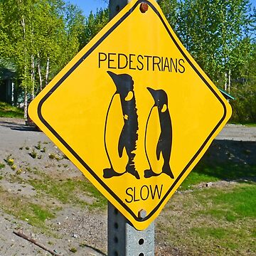 Slow Pedestrians by grmahyde