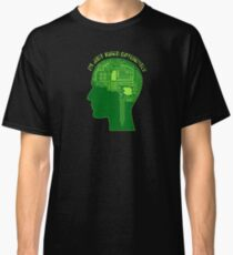 Im Just Wired Differently - Green Classic T-Shirt