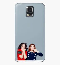 Tina Fey & Amy Poehler phone case Case/Skin for Samsung Galaxy