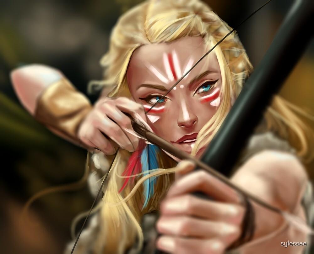 Sva The Huntress by sylessae