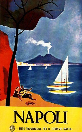 Napoli Ente Provinciale Per Il Turismo by vintagetravel