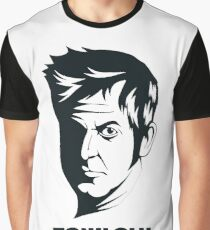 We Miss You Tony Graphic T-Shirt