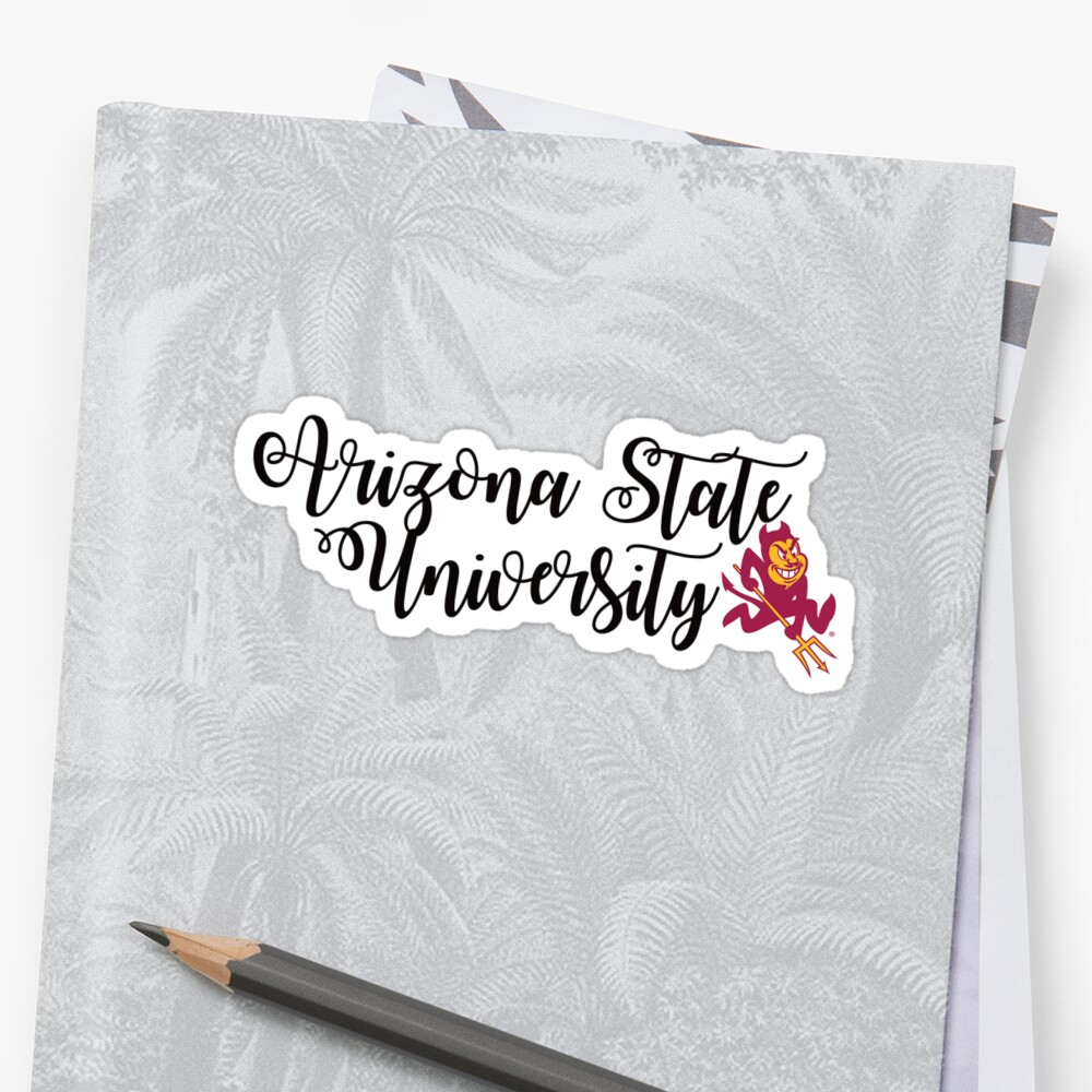 Arizona State University by loveylu16