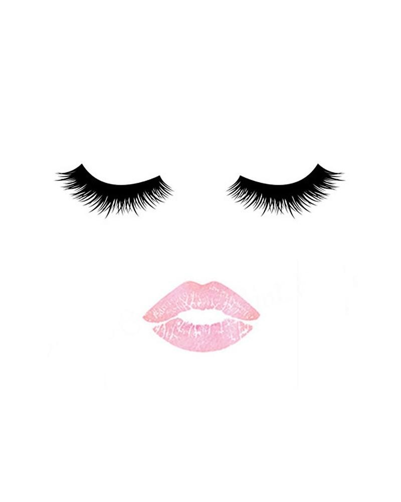 Eyelashes by lexxilou