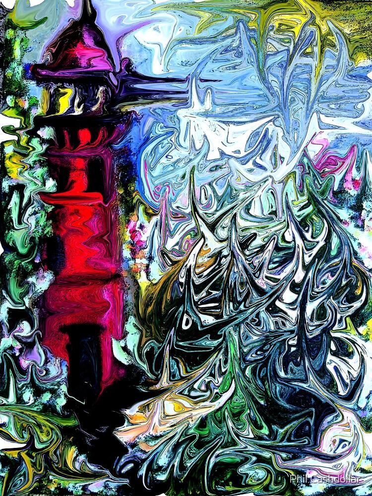 Lighthouse on my Mind by Phil Cashdollar