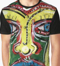 Tribal Pins Graphic T-Shirt