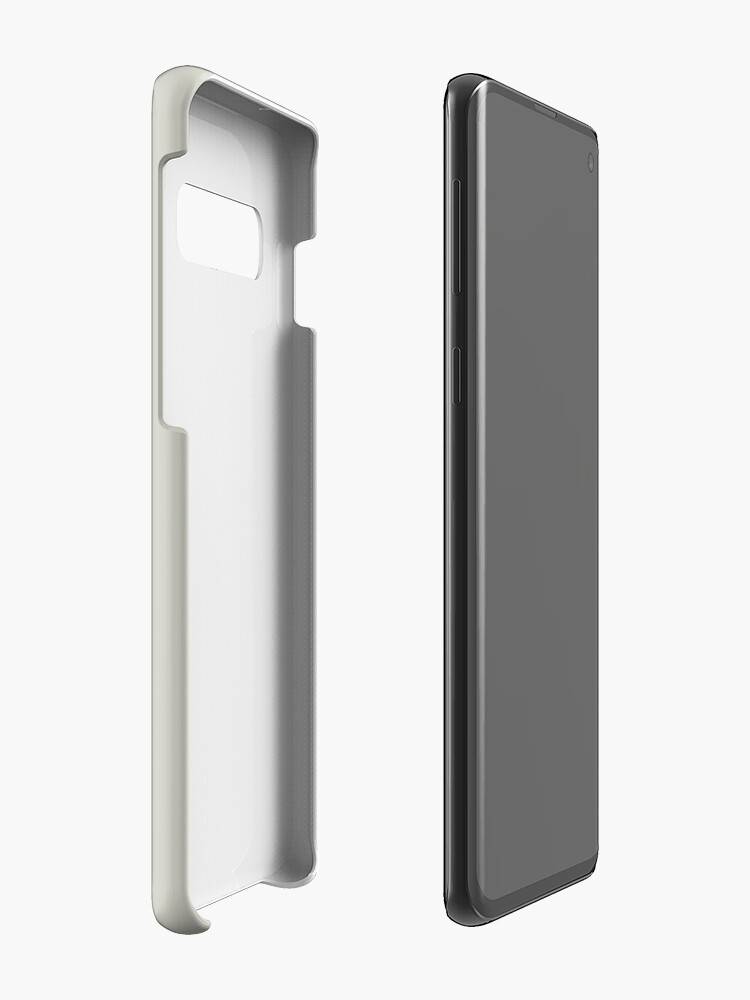 Alternate view of W/LDFLOWER Case & Skin for Samsung Galaxy