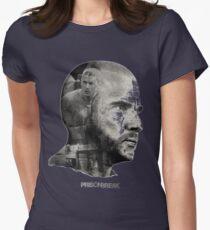 prison break movie Womens Fitted T-Shirt