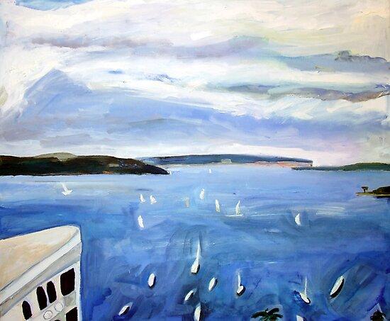 Harbour 4 by John Douglas