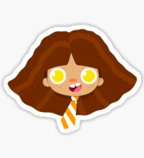 The brightest witch of her age Sticker