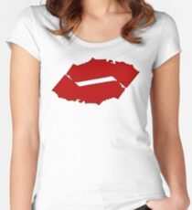 California Kiss Women's Fitted Scoop T-Shirt