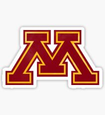 University of Minnesota - Style 5 Sticker