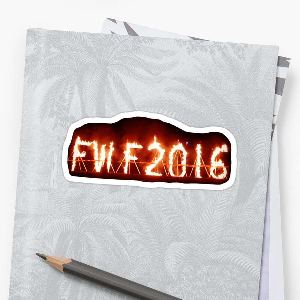 French Woods Burnout 2016 by French Woods Merchandise
