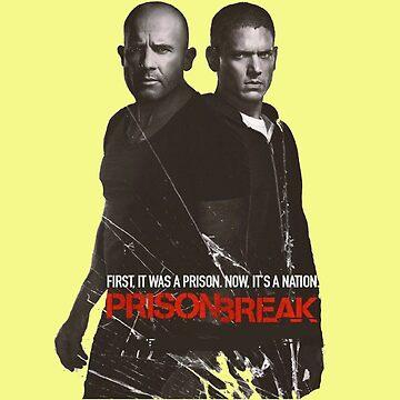 prison break by jkunting