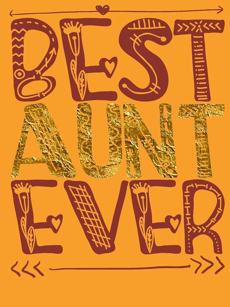 BAE Best Aunt Ever shirt by bestdesign4u