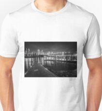 Granville Island at Night, Vancouver, British Columbia T-Shirt