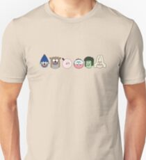 Regular show t_shirt cartoon T-Shirt