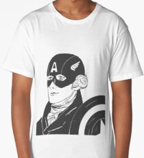 Captain Hamilton Long T-Shirt